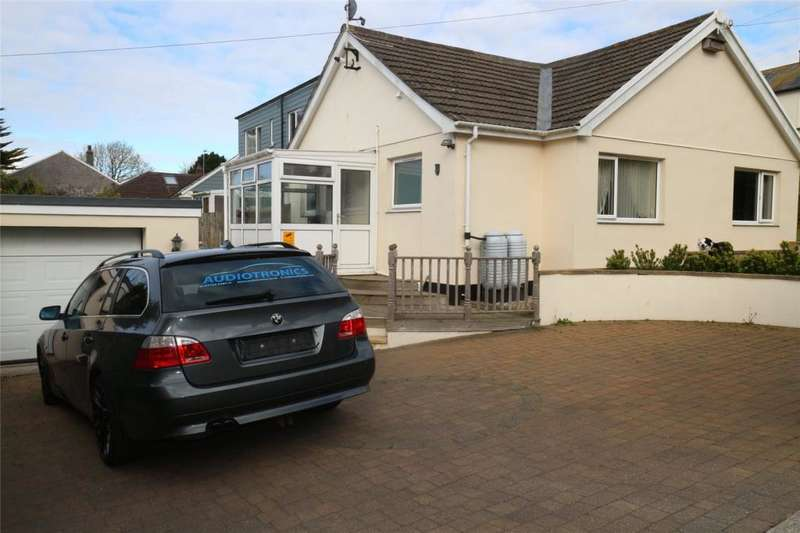 2 Bedrooms Semi Detached Bungalow for sale in Redbrooke Road, Camborne, Cornwall