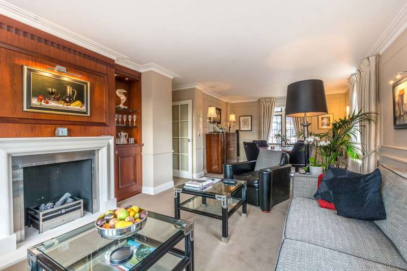 2 Bedrooms Flat for sale in Weymouth Street, Marylebone, W1G