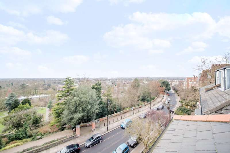 2 Bedrooms Flat for sale in Richmond Hill, Richmond, TW10