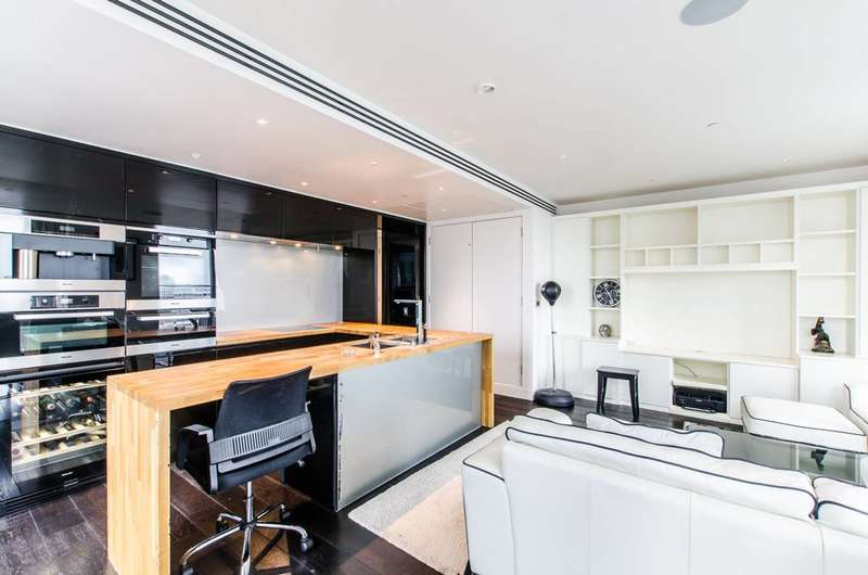 2 Bedrooms Flat for sale in Moor Lane, City, EC2Y