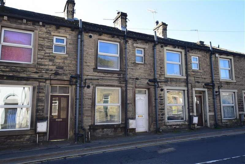 2 Bedrooms Terraced House for sale in Huddersfield Road, Holmfirth, HD9