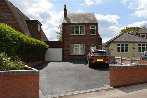 3 Bedrooms Detached House for sale in Church Road, Perry Barr