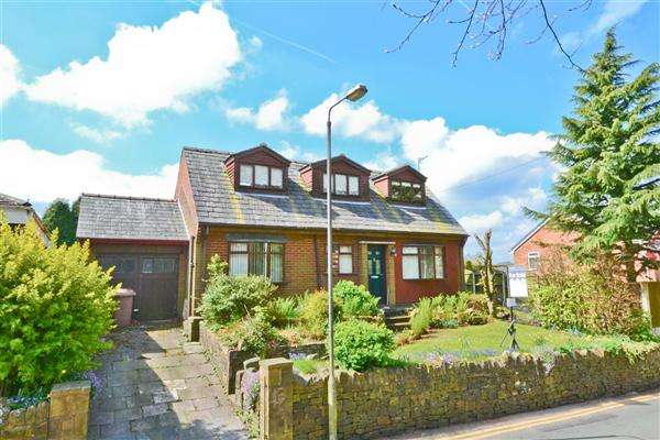 4 Bedrooms Bungalow for sale in Beacon Road, Wigan