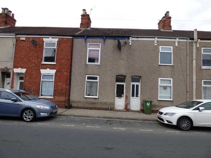 3 Bedrooms Terraced House for sale in Lord Street, Grimsby DN31