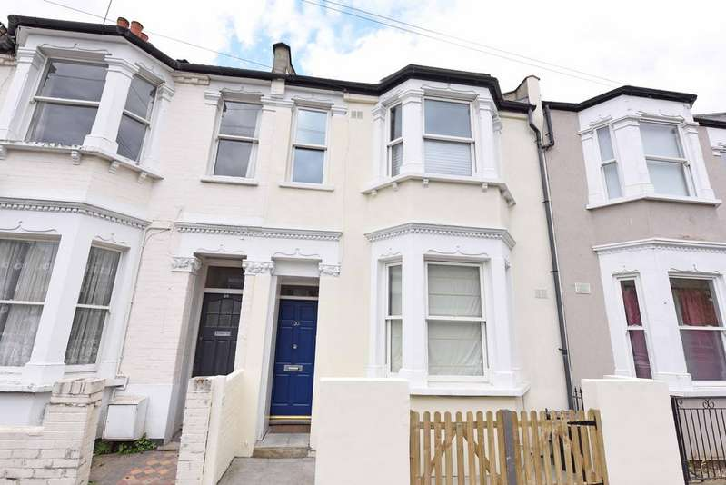 1 Bedroom Flat for sale in Atheldene Road, London SW18