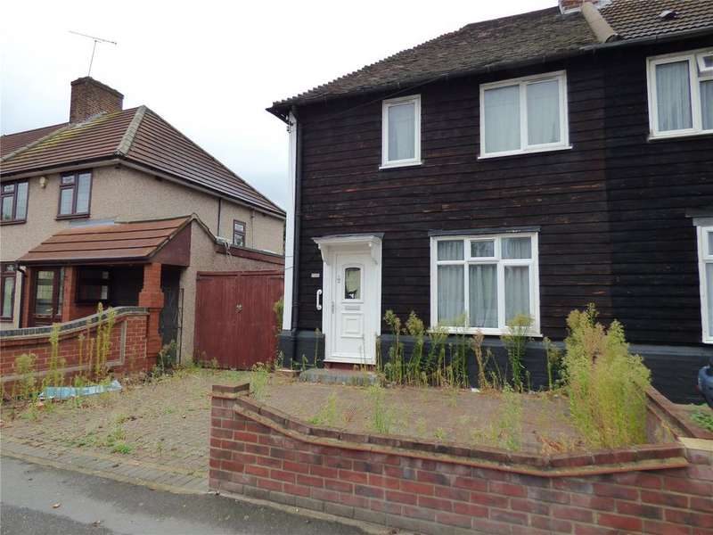 3 Bedrooms Semi Detached House for sale in Becontree Avenue, Dagenham, Essex, RM8
