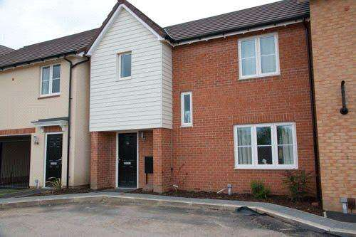 3 Bedrooms Terraced House for sale in Riverside Way, Castleford, West Yorkshire