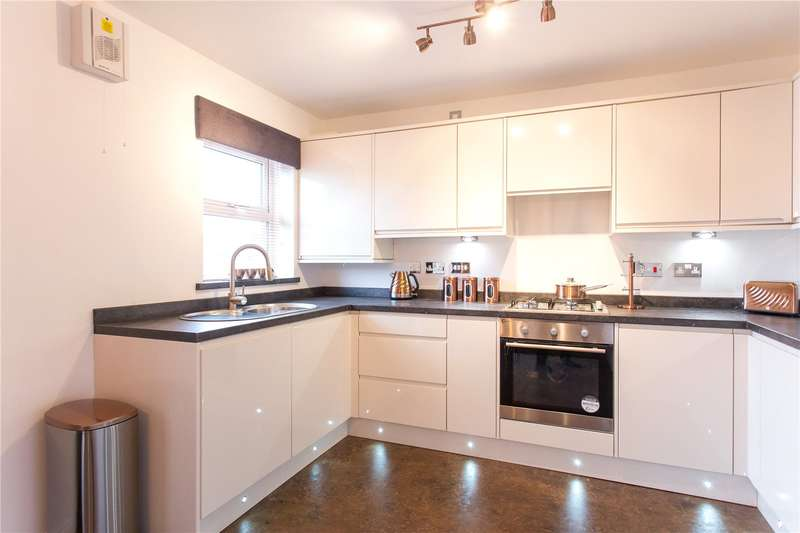 4 Bedrooms Semi Detached House for sale in Inspire, Jilling Ing Park, Dewsbury, West Yorkshire, WF12