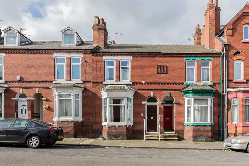 2 Bedrooms Terraced House for sale in Victoria Road, Doncaster, DN4