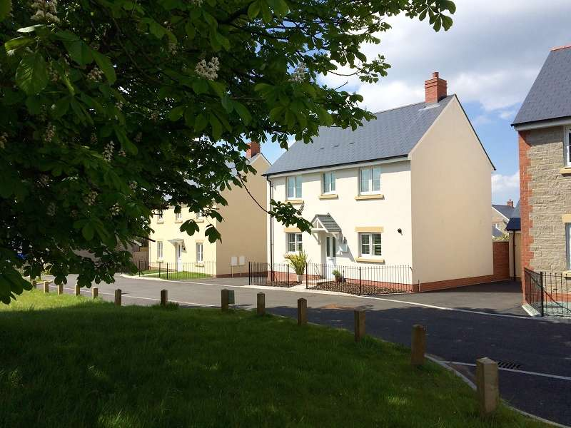 3 Bedrooms Detached House for sale in Lon Y Gog, Coity, Bridgend. CF35 6FH