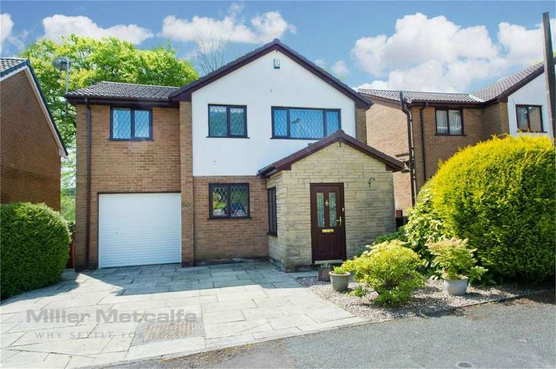 4 Bedrooms Detached House for sale in Maria Square, Belmont, Bolton, Lancashire