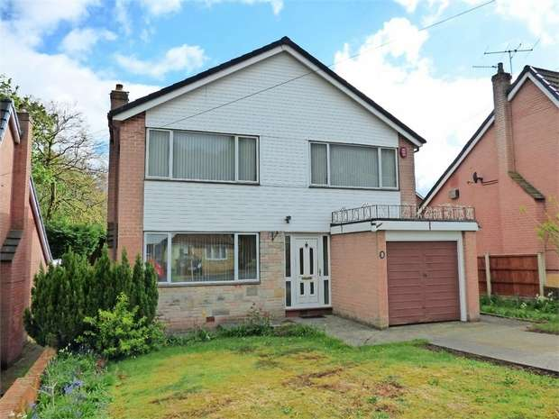 4 Bedrooms Detached House for sale in Linden Grove, Chorley, Lancashire