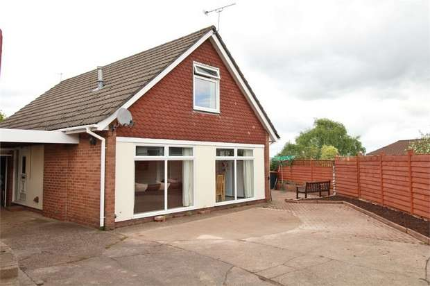 4 Bedrooms Detached Bungalow for sale in Northfield Road, Caerleon, NEWPORT