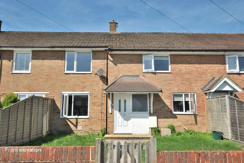 3 Bedrooms Terraced House for sale in Colman Way, Redhill