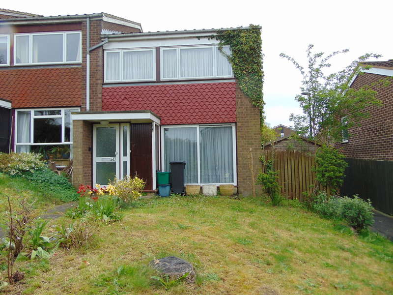 3 Bedrooms End Of Terrace House for sale in Markfield, Croydon, CR0 9HP