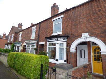 3 Bedrooms Terraced House for sale in Malvern Street, Burton-On-Trent, Staffordshire