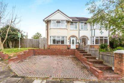 3 Bedrooms Semi Detached House for sale in Old Oak Road, Birmingham, West Midlands