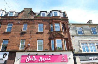 2 Bedrooms Flat for sale in High Street, Ayr