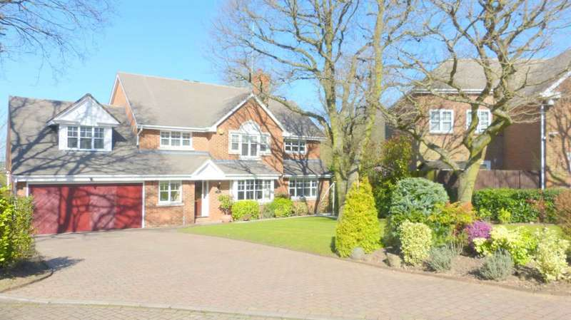 5 Bedrooms House for sale in Blattner Close, Elstree