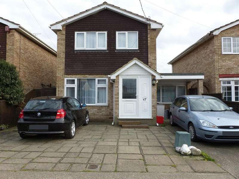 3 Bedrooms Detached House for sale in Waarem Avenue, Canvey Island