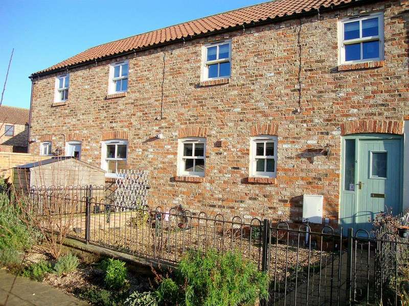 2 Bedrooms Terraced House for sale in Castle Yard Stables, Thirsk