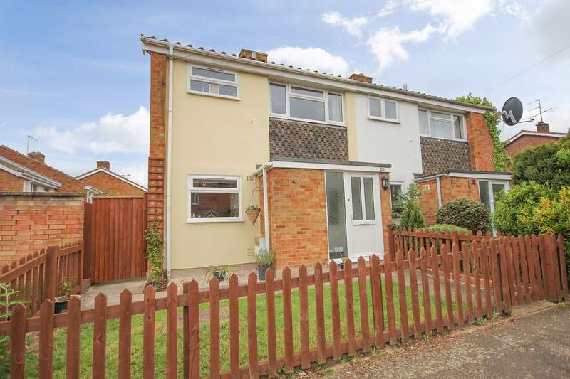 3 Bedrooms Semi Detached House for sale in Church Street, Lidlington, Bedford, MK43