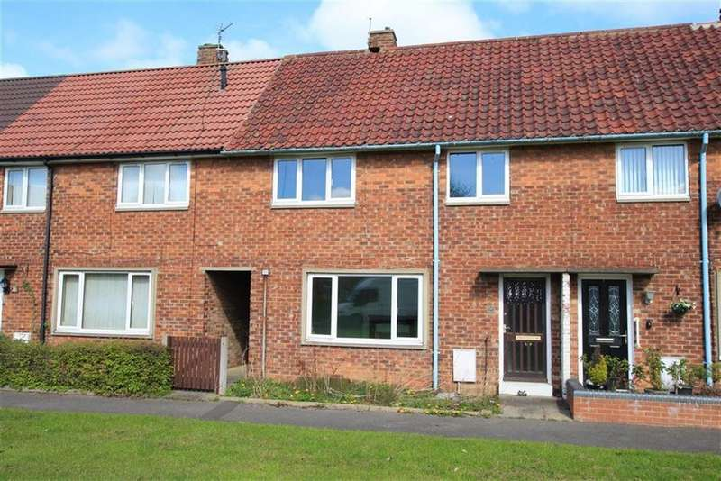 2 Bedrooms Terraced House for sale in Bewick Crescent, Newton Aycliffe, County Durham