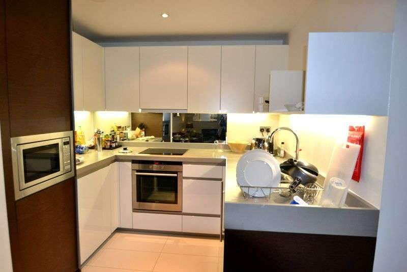 1 Bedroom Flat for sale in Baltimore Wharf, Canary Wharf, London, E14