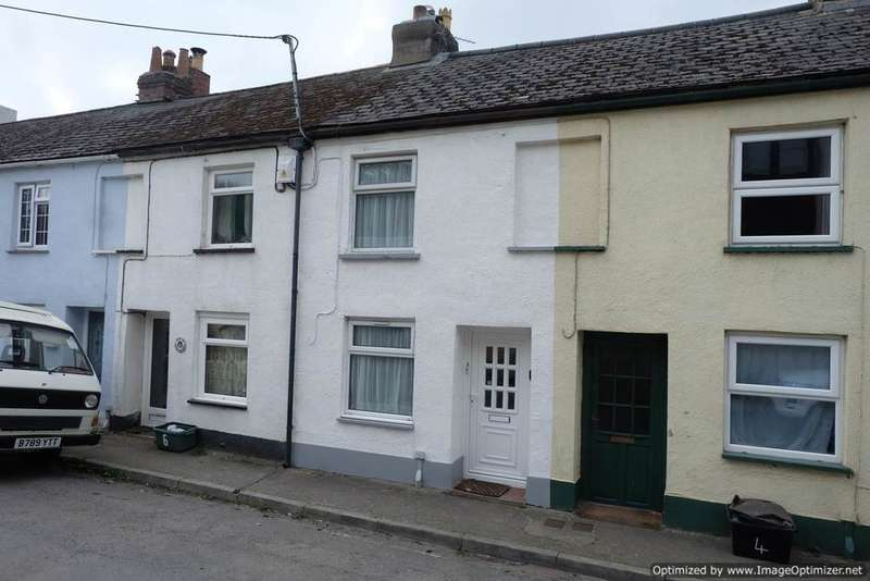 2 Bedrooms Cottage House for sale in Raleigh Cottages, Barnstaple