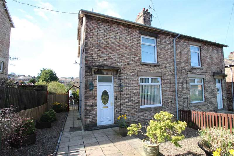 3 Bedrooms Semi Detached House for sale in Valley Gardens, Bridgehill, Consett