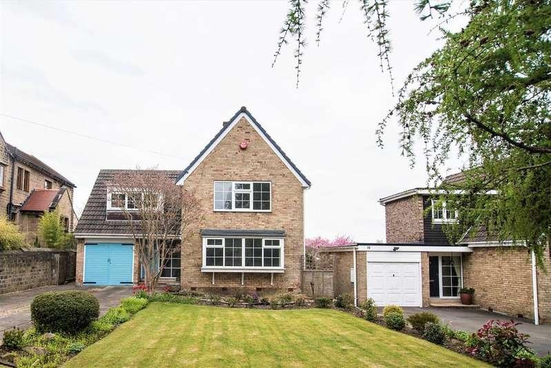 4 Bedrooms Detached House for sale in Fenay Lane, Almondbury, Huddersfield, HD5 8UJ