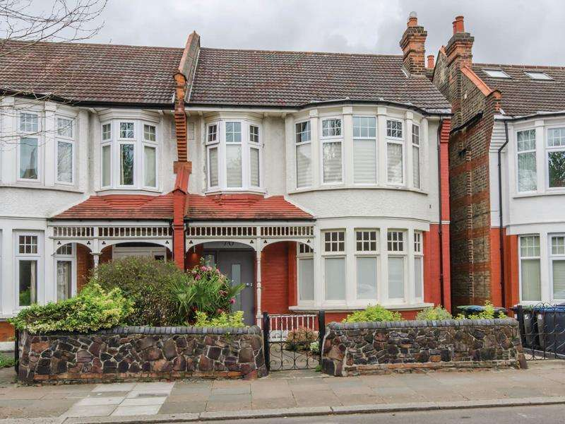 2 Bedrooms Ground Flat for sale in Oakfield Road, N14