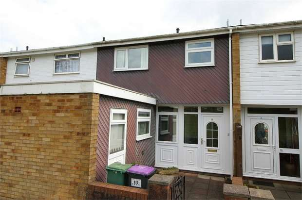 3 Bedrooms Terraced House for sale in Coleford Path, St Dials, CWMBRAN, Torfaen