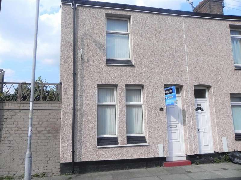 2 Bedrooms Terraced House for sale in Prior Street, Bootle, L20
