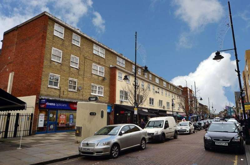 1 Bedroom Flat for sale in Dennis House, Roman Road, London, E3