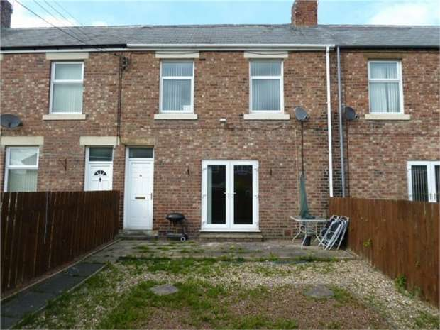 2 Bedrooms Terraced House for sale in Pine Street, Throckley, Newcastle upon Tyne, Tyne and Wear