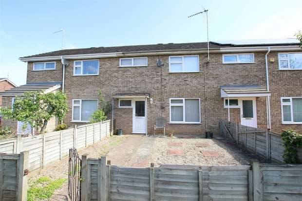 3 Bedrooms Terraced House for sale in 28 Samphire, King's Lynn