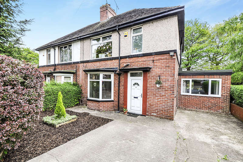 3 Bedrooms Semi Detached House for sale in Herries Drive, Sheffield, S5