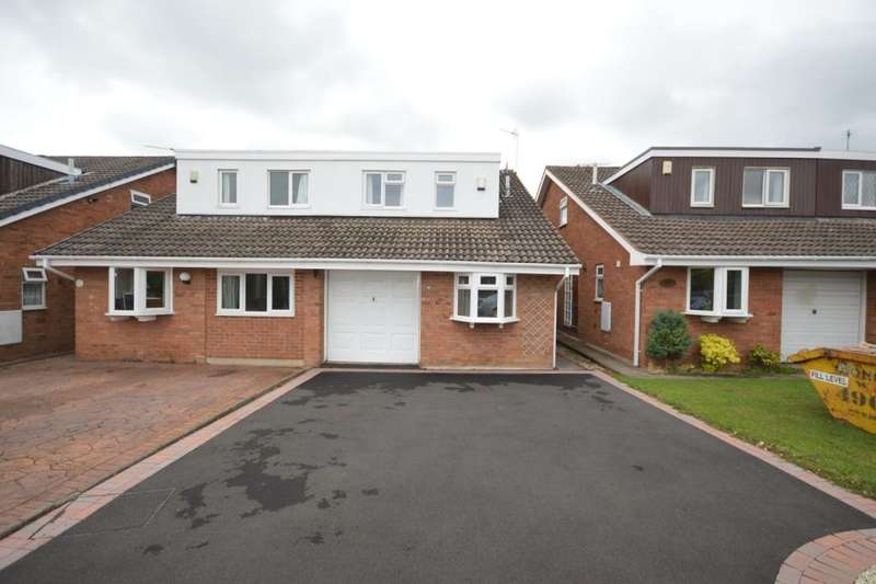 3 Bedrooms Semi Detached House for sale in Mercia Drive, Perton, Wolverhampton, WV6