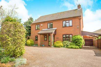 4 Bedrooms Detached House for sale in Swaffham, .