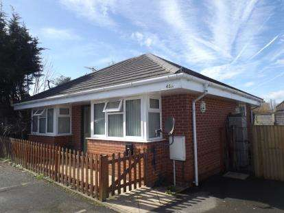 2 Bedrooms Bungalow for sale in Parkstone, Poole