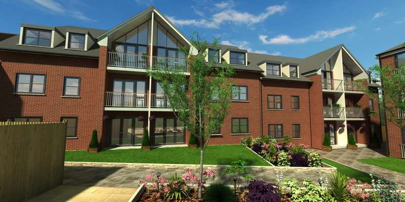 1 Bedroom Flat for sale in Heath View, Royston