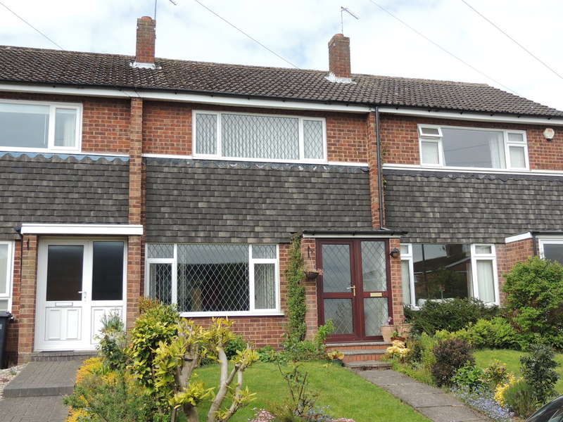 2 Bedrooms Terraced House for sale in Meadow Drive, Hampton-In-Arden
