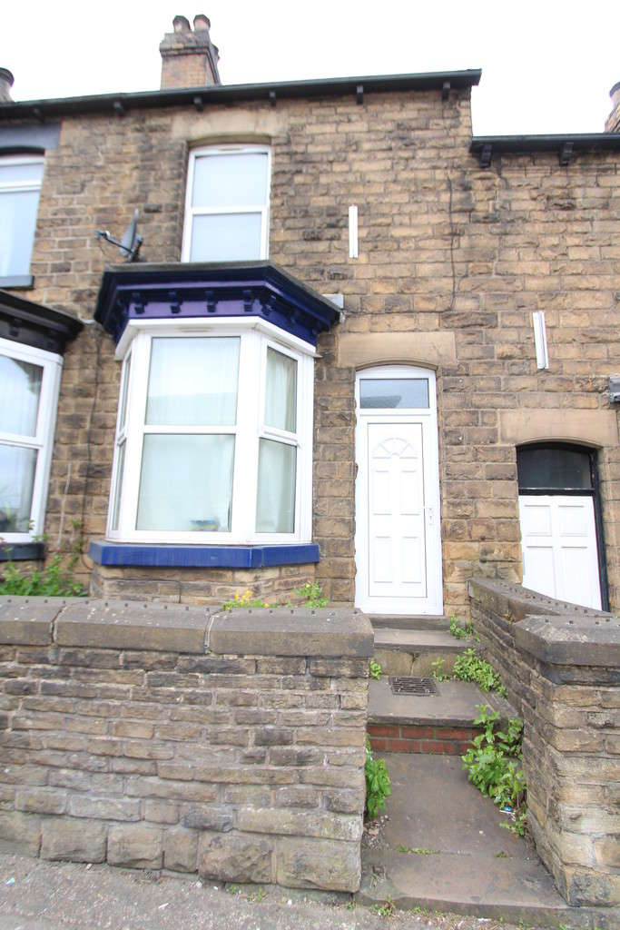 3 Bedrooms Terraced House for rent in Ecclesall Road, Sheffield, S11
