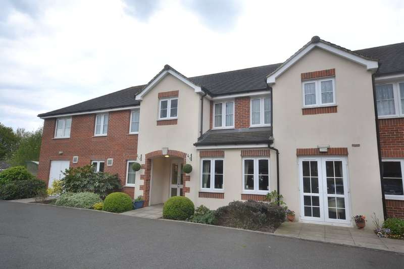 2 Bedrooms Flat for sale in Pheasant Court, Holtsmere Close, Garston, Watford