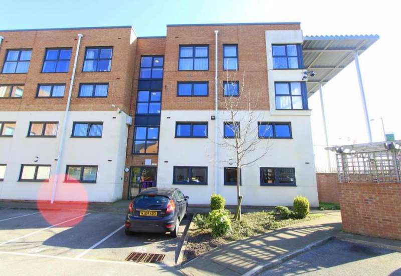 2 Bedrooms Apartment Flat for sale in Lowbridge Court, Garston, Liverpool, Merseyside, L19 2JT