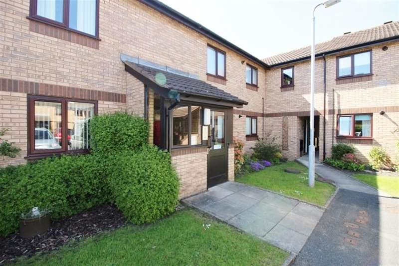 2 Bedrooms Ground Flat for sale in Galloway Court, Pudsey, LS28