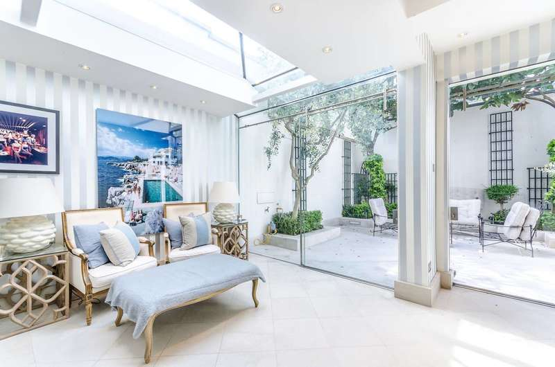 4 Bedrooms Terraced House for sale in Eaton Terrace, Belgravia, SW1W