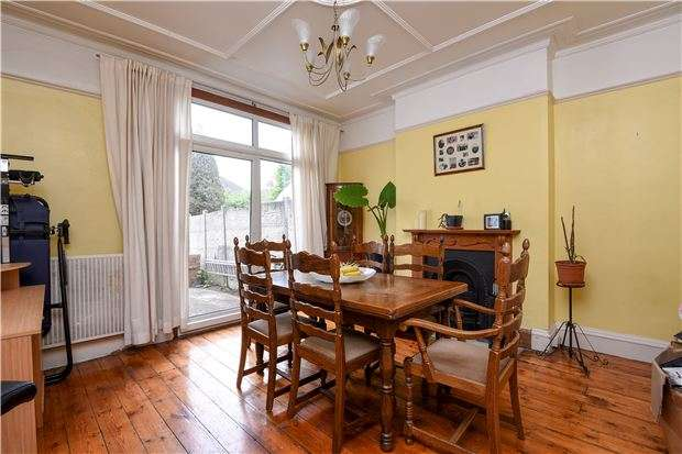 4 Bedrooms Terraced House for sale in Ederline Avenue, LONDON, SW16 4SA