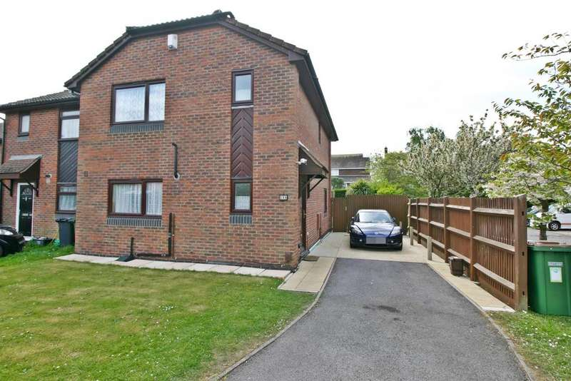 3 Bedrooms Semi Detached House for sale in New Road, Netley Abbey, Southampton, SO31 5BJ